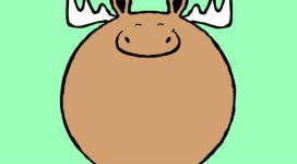 pislogó szarvas